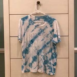 SugarHighLoveStoned Hitch Hiker Tie Dye T-shirt L